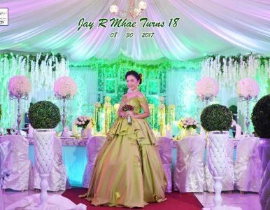 Jayrmhae turns 18 - Birthdays services in Davao City