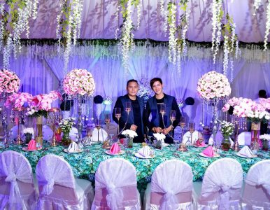 Bajoy & Peter Wedding - Weddings services in Davao City
