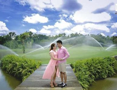 Charish & Weldin save the date - Weddings services in Davao City