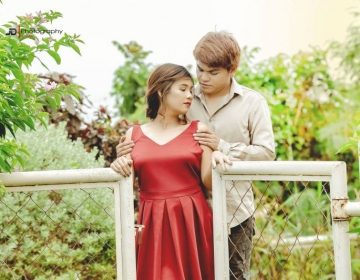 Harold & Anna prenuptial - Wedding and Event Decorator in Davao City