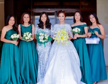 John & Melbe Wedding - Wedding and Event Decorator in Davao City