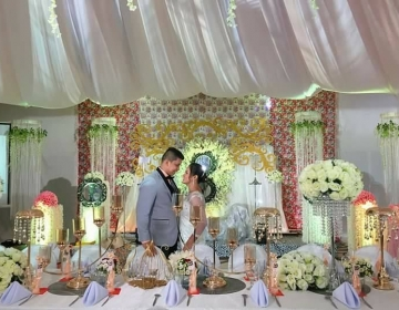 Lau & Cj Wedding - Wedding and Event Decorator in Davao City