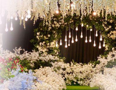 Elegant Wedding Decorations - Home Slider services in Davao City