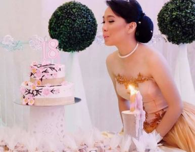 VINCENT ANN @ 18 FULL COORDINA… - 18FULL services in Davao City