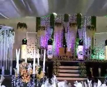 WEDDING RECEPTION  DECOR BY Vo… - Decor services in Davao City