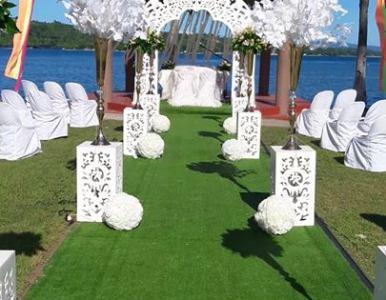 BEACH/GARDEN WEDDING  JUNE 24,… - BEACHGARDEN services in Davao City
