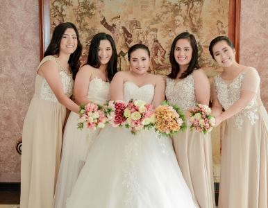 Wardloord & Melody Ann Wed… - Wed services in Davao City