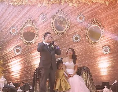 Rodel and Irene Wedding - wedding services in Davao City