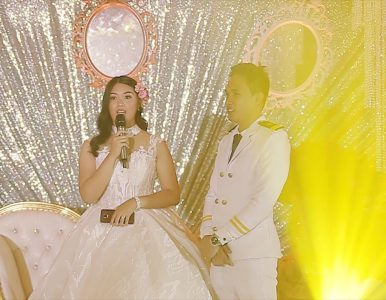 Junry and Matet Wedding - wedding services in Davao City