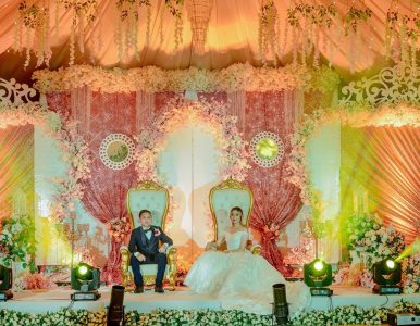 Gershon and Aiby Wedding Decoration - Blogs services in Davao City
