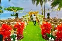 #SUNRISE #BEACH #WEDDING  FULL… - SUNRISE services in Davao City