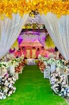 Simple elegant ceremony aisle … - Blogs services in Davao City