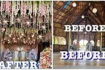 BEFORE & AFTER VONRIC VENU… - amp services in Davao City