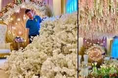 Helen & denmark wedding  S… - Helen services in Davao City