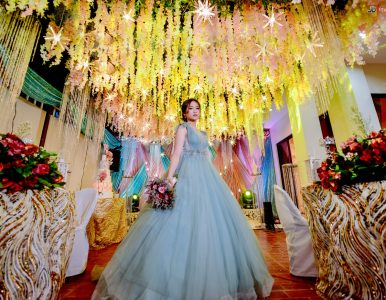 Hannah @ 18 - Debut services in Davao City