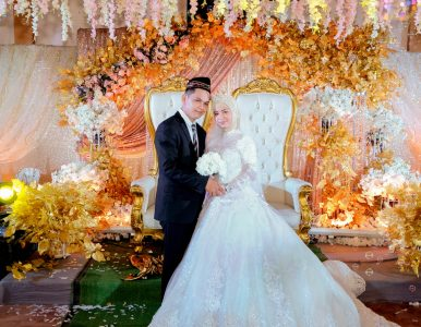Yasher & Nharquisa Wedding - Weddings services in Davao City