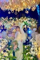 Intimate in-house wedding of c… - Blogs services in Davao City