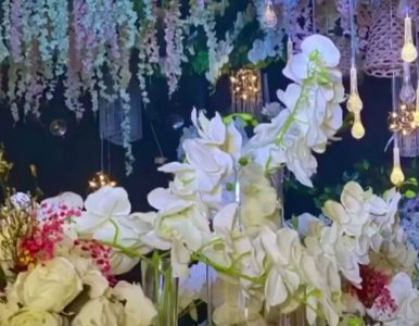 Wedding reception decoration - Videos services in Davao City